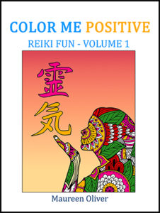 Reiki Fun Coloring Book